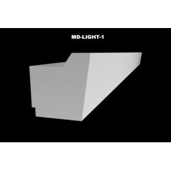 Gzyms oświetleniowy LIGHT...