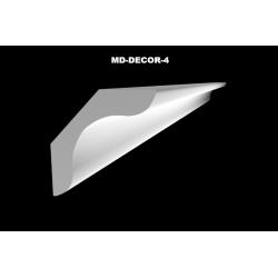 Gzyms dekoracyjny DECOR...
